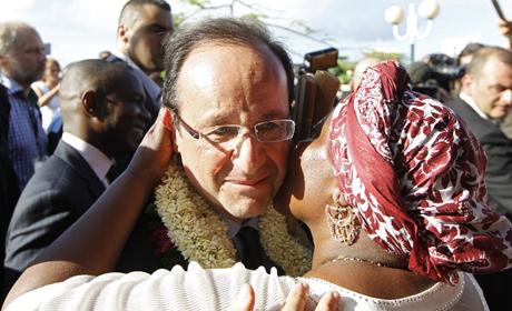 La Passion selon Hollande