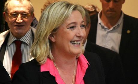 Marine Le Pen a séduit la France invisible