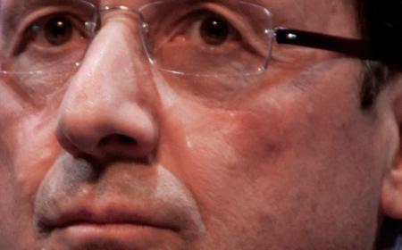 Hollande : nouveau candidat sortant