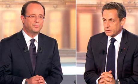 Débat Hollande-Sarkozy