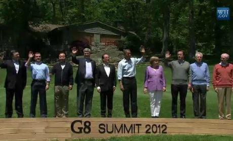 G8, mon amour