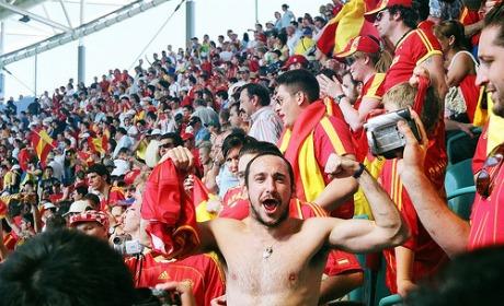 Le sport, dernière illusion espagnole ?