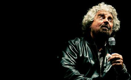 Beppe Grillo, le populisme à la parmesane