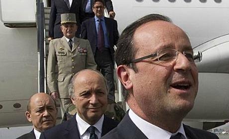 Quelle sera la place de Hollande dans le monde ?