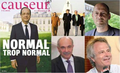 Causeur magazine n°48 est arrivé… sans se presser !