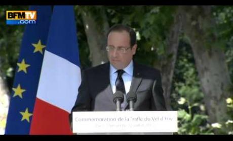 Rafle du Vel d'Hiv : la France coupable, forcément coupable !