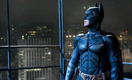 Batman en apesanteur