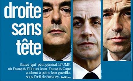 Guerre civile à l'UMP : comme un arrière-goût de Balladur-Chirac