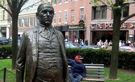 James Curley, maire « caillera » de Boston