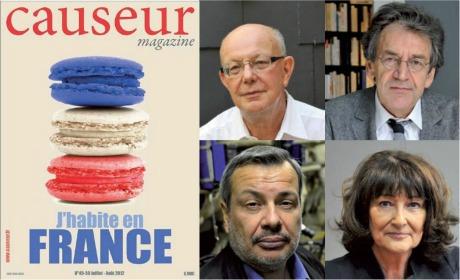 Cet été, Causeur magazine déménage en France