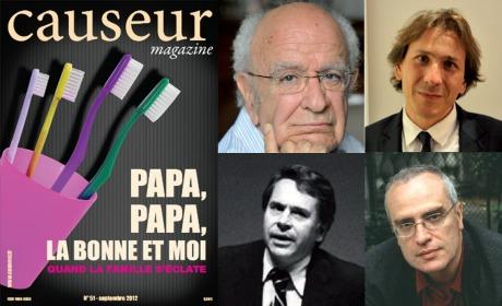Sortie du Causeur magazine n°51 de septembre sur la famille