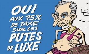 Charlie Hebdo, les caricatures de l'islam et Bernard Arnault