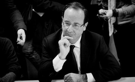 François Hollande, président normal, trop normal