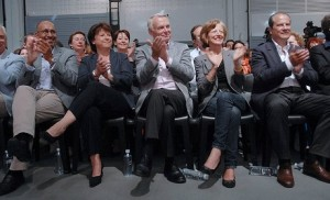 Harlem Désir désigné dauphine de Martine Aubry au PS