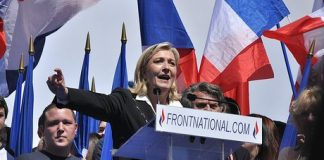 Marine Le Pen contre le voile; la kippa... et le FC Sochaux ?