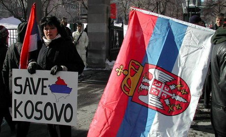 La Suisse expulse le serbe du Kosovo Cvetkovic à Belgrade