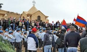 Les Arméniens de Syrie tentés par l'exil en Arménie
