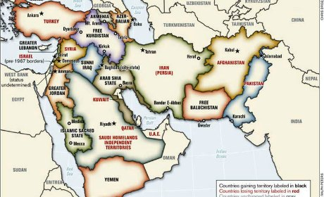 La Syrie, un Etat sans nation comme tout le Moyen-Orient sauf Israël