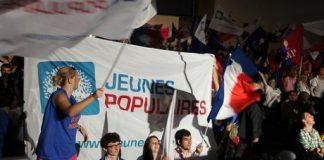 UMP Jeunes populaires Fillon Copé Lancar