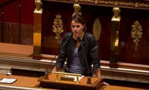 Aurélie Filippetti contre la télé commerciale