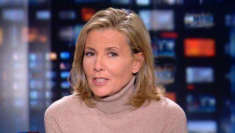 TF1 Claire Chazal