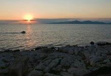 Grèce Le pirée Athènes poésie