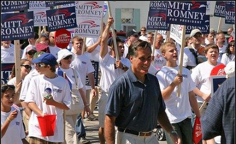 Mitt Romney Obama USA