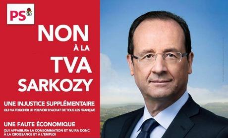 François Hollande TVA mariage gay