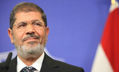 mohamed morsi egypte