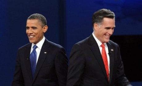 Romney Obama USA