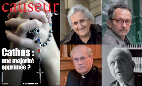 Causeur n°54 confesse les catholiques
