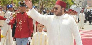 egypte maroc mohammed VI
