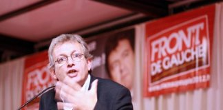 pierre laurent pcf melenchon