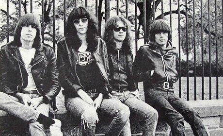 Au commencement étaient les Ramones