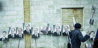SYRIE IRAN russie