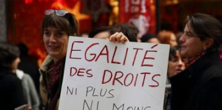 mariage gay constitution