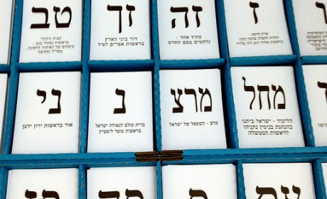 israel elections lapid