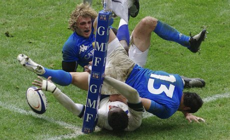 Rugby : PSA, petit bras !