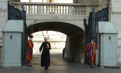 vatican boutin pape