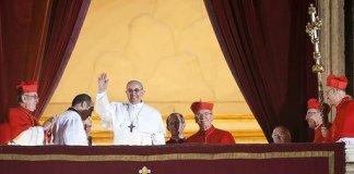 pape francois assise