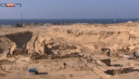 gaza hamas ruines