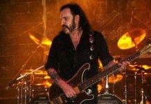 lemmy kilmister rock motorhead