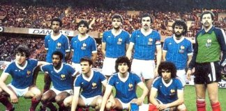 equipe france 1983