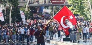 turquie taksim revolte erdogan