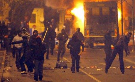 banlieues jeunes violence