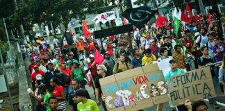 bresil manifestations juin 2013