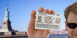 green card etats unis immigration