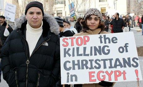 coptes egypte morsi