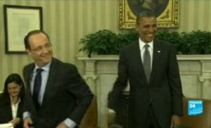 hollande obama syrie