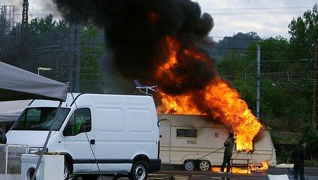 caravane roms